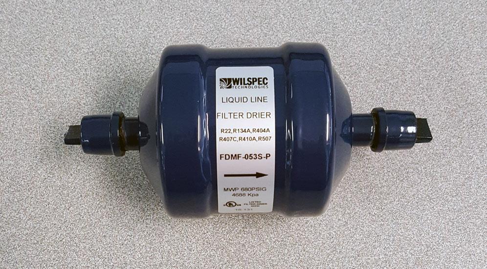 Qu'est ce qu'un filtre déshydrateur climatisation?