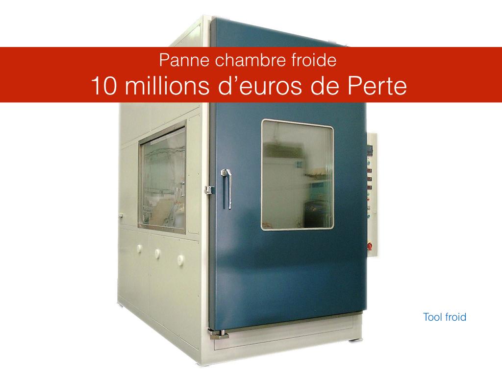 Roscoff. Panne de congélateur à 10 millions d'euros de perte