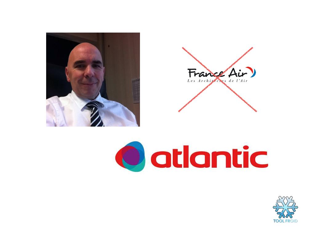 Jean-Luc Alzonne quitte France-Air pour rejoindre Atlantic