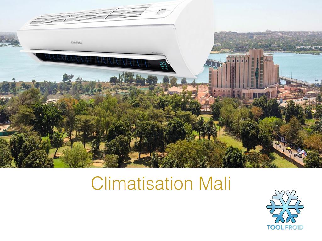 Mali: Froid et climatisation, un marché en mouvement.
