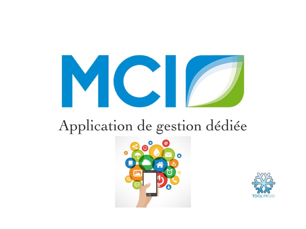 Maintenance : MCI fait le choix de la dématérialisation