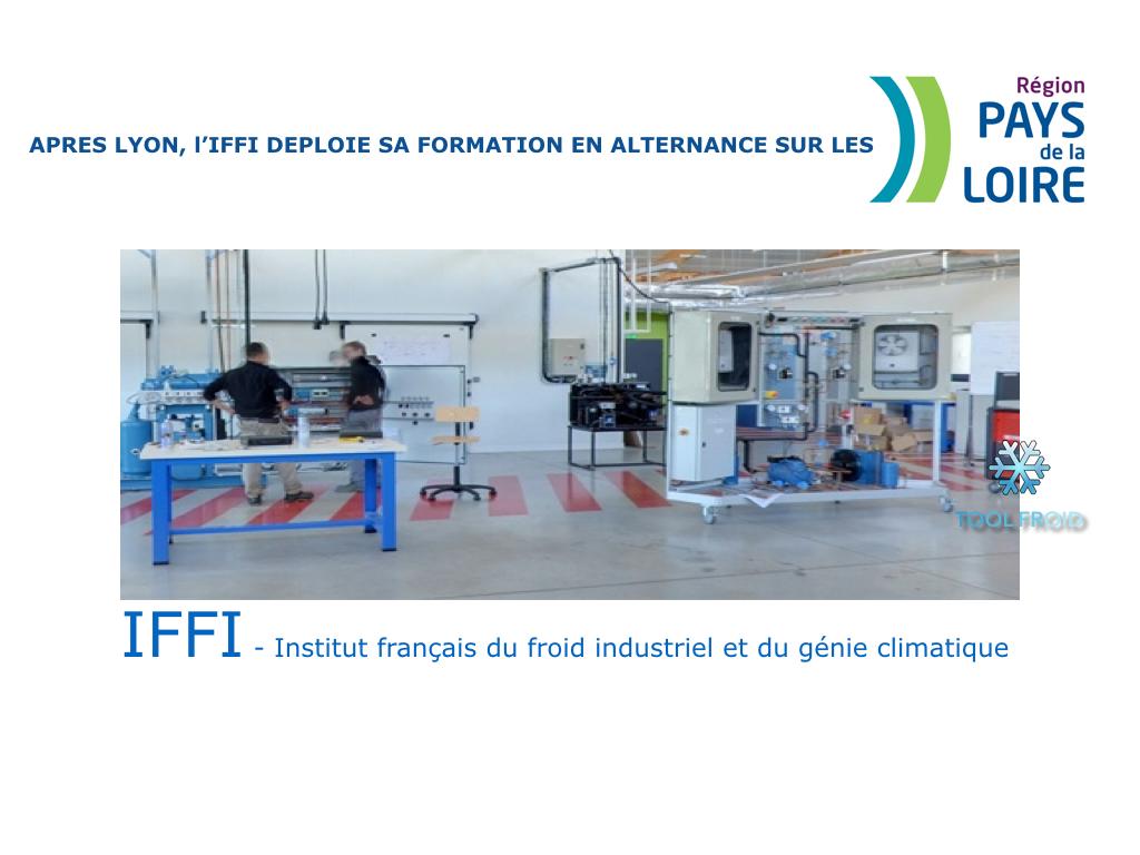 IFFI déploie sa formation en alternance