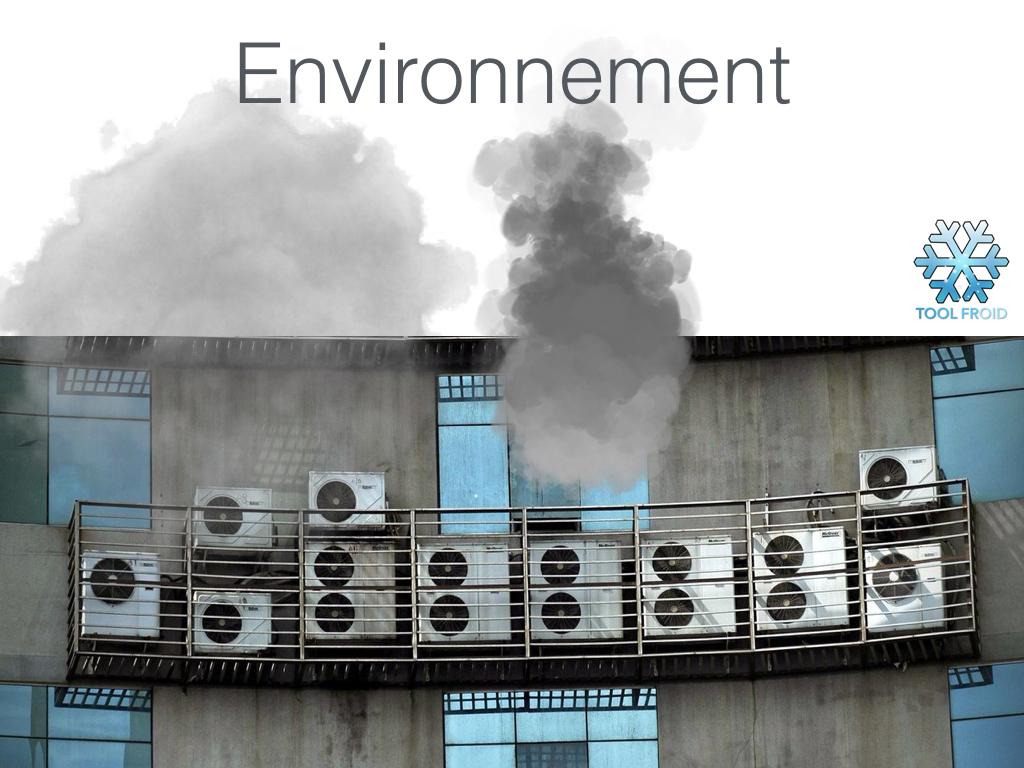 Climatisation, un fléau pour l'environnement