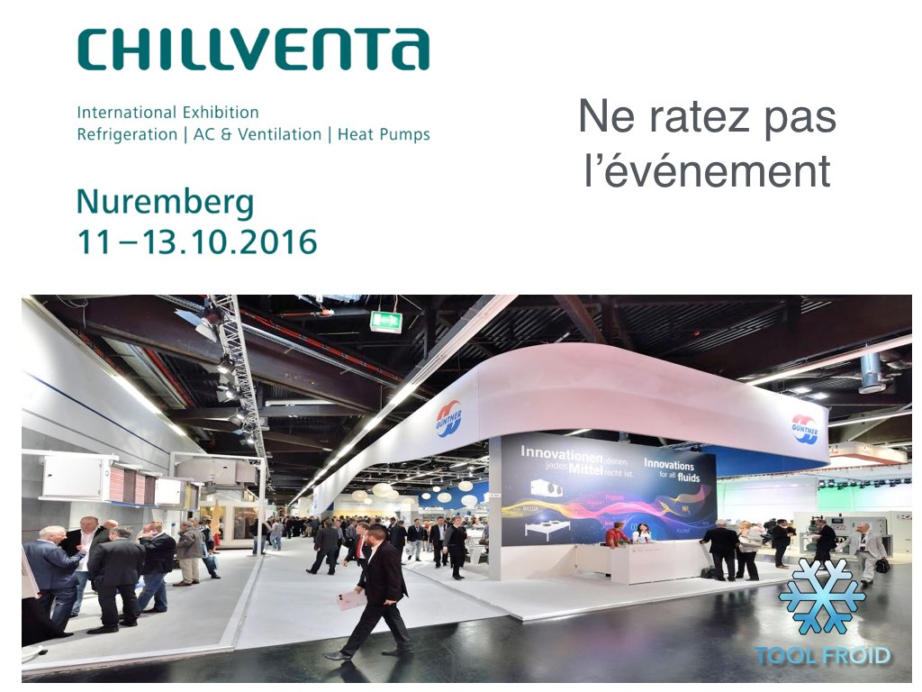 Salon Chillventa 2016