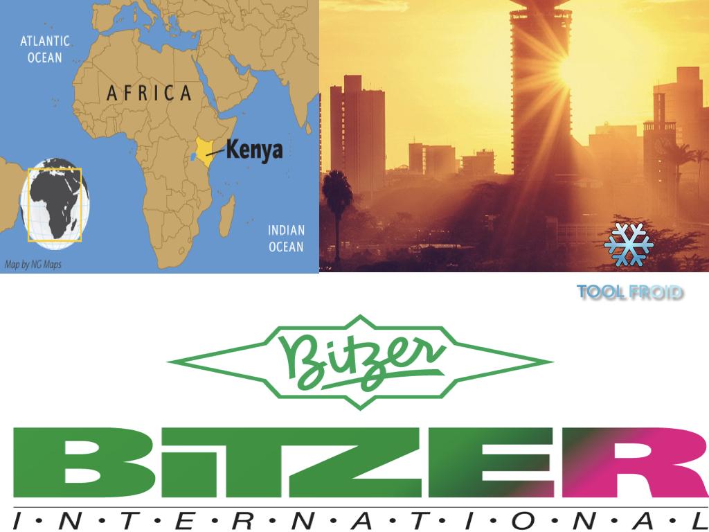 Bitzer s'implante au Kenya
