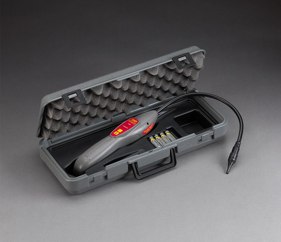 D tecteur gaz frigorig ne tool froid outillage frigoriste - Comment detecter une fuite de gaz ...