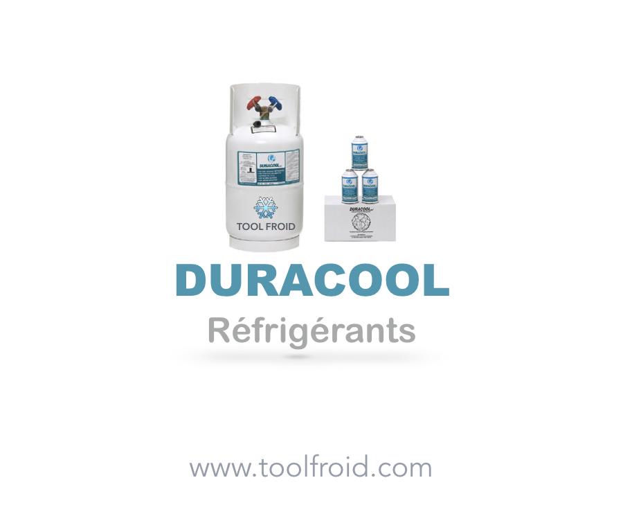 duracool fluide frigorigène