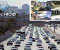 Los Angeles: contre la chaleur, pourquoi ne pas peindre les chaussées en blanc?