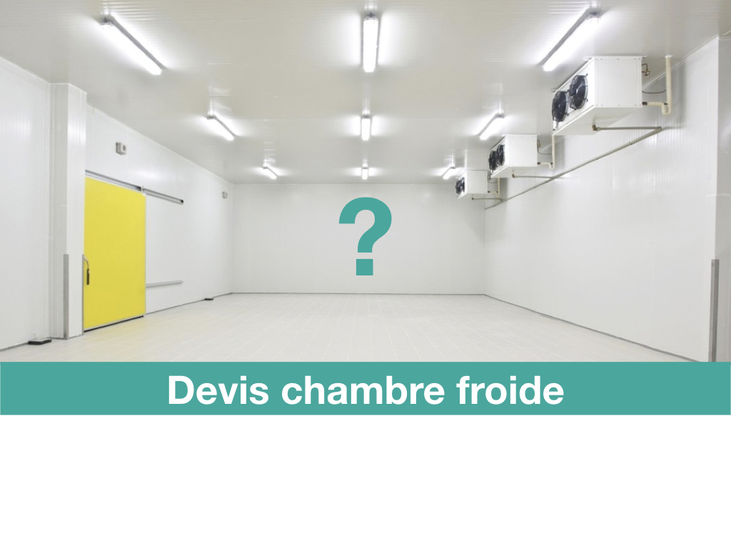 devis chambre froide tool froid outillage frigoriste