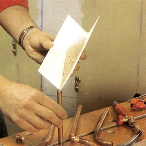 cintrer cuivre recuit sans cintreuse